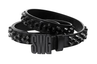 swagger 2010 Spring/Summer Collection Studs Belt