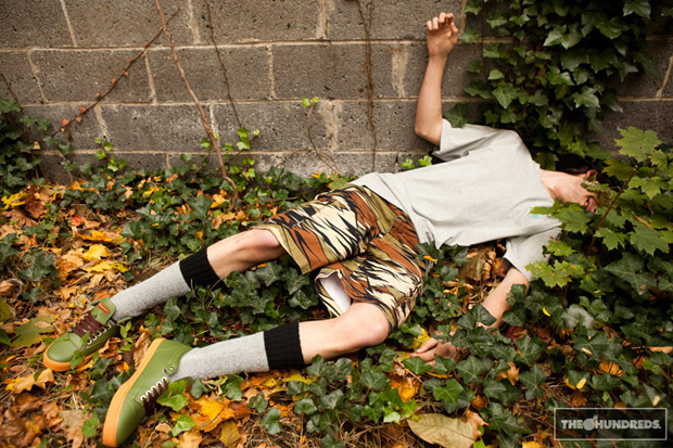 The Hundreds 2010 Spring Outtakes