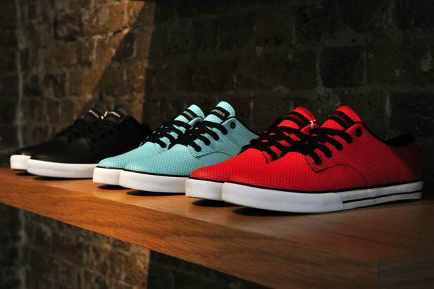 The Hundreds Johnson Low New Colorways