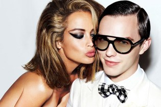 Tom Ford Eyewear 2010 Spring Campaign