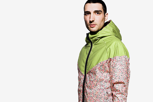 Trainerspotter x Liberty of London Windjammer Jackets