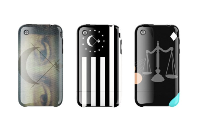 Uncommon x Black Scale iPhone Cases