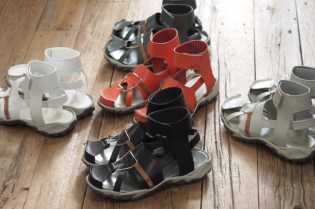 "Undercover 2010 Spring/Summer ""Less but Better"" Sandals"
