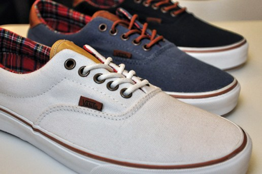 Vans Classics 2010 Fall/Winter Era 59 Preview