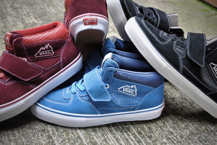 Vans Vault 2010 Spring/Summer Mountain Edition Mid