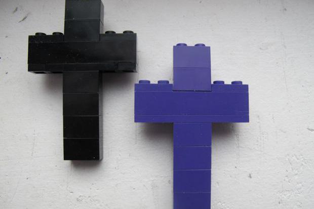 Violette x Dee & Ricky Lego Cross