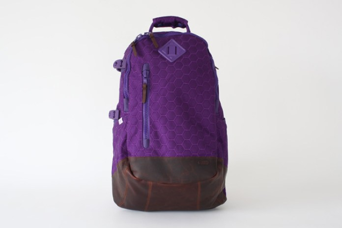 visvim BALLISTIC 20L HEXAGON visvim.tv Exclusive Backpack