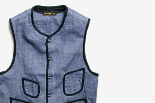 Waste(twice) WT Beach Vest