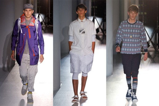 White Mountaineering 2010 Spring/Summer Collection