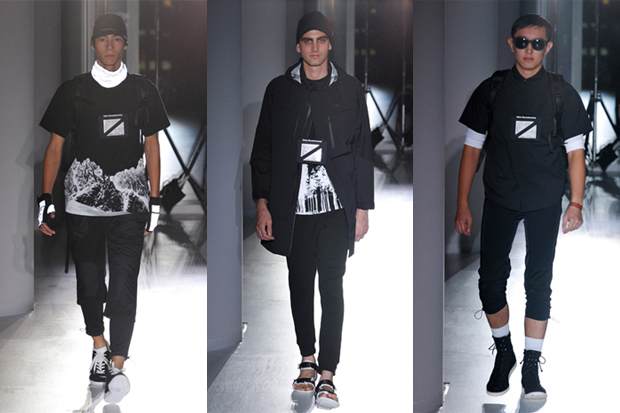White Mountaineering BLK 2010 Spring/Summer Collection
