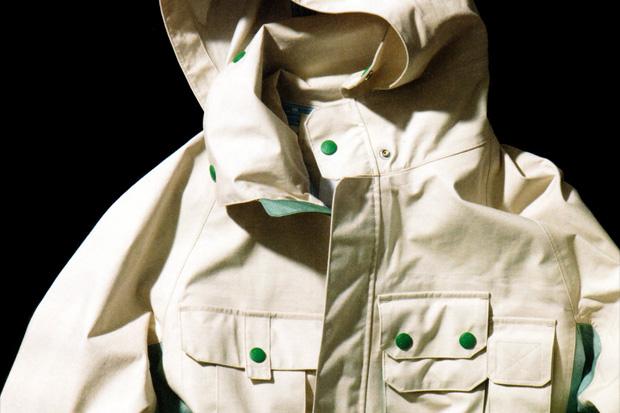 White Mountaineering Luggage Jacket