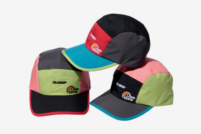 XLarge x Low Alpine GORE-TEX Hats