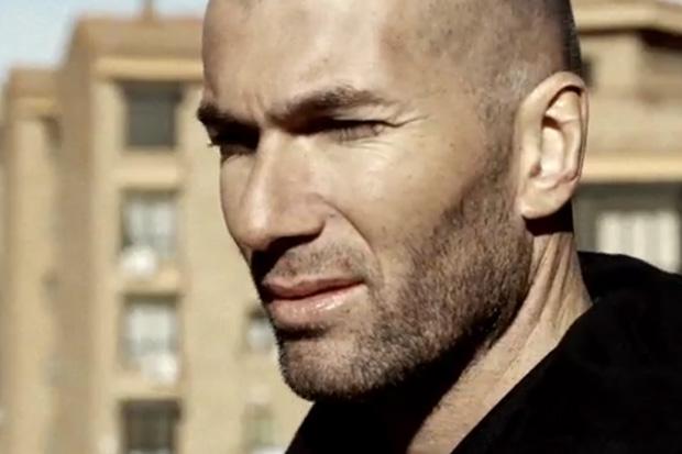 Y-3   2010 Spring/Summer Film featuring Zinedine Zidane