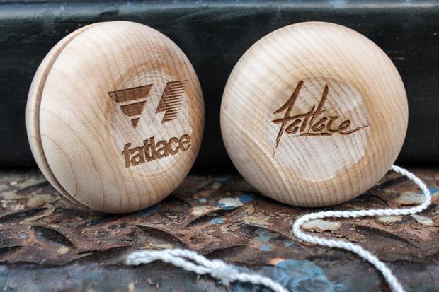 YoYoFactory x Fatlace Yo-Yo