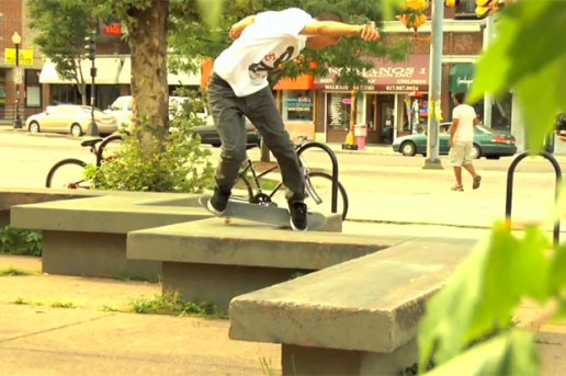"10.DEEP Skateboarding ""Up North Trip"" Video"