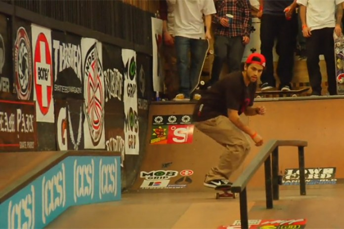 2010 Tampa Pro Contest Street Finals