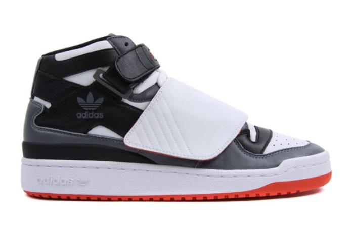 adidas Originals 2010 Spring Forum Mid TF
