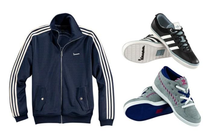 adidas Originals 2010 Spring/Summer Vespa Collection
