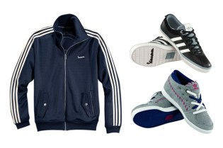 adidas Originals 2010 Spring/Summer Vespa Collection