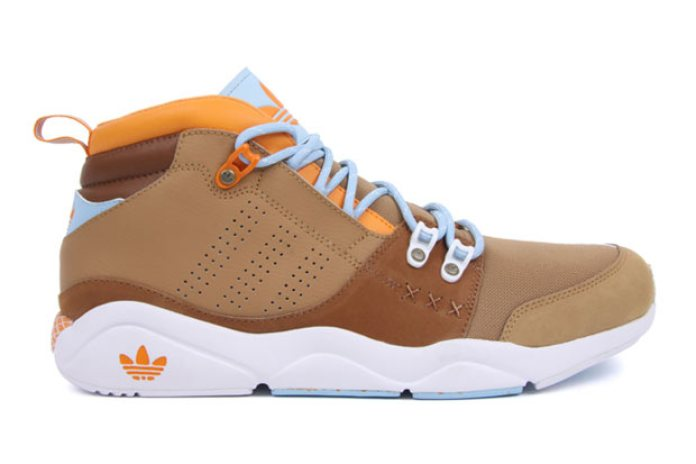 adidas Originals 2010 Spring Collection Fortitude Mid