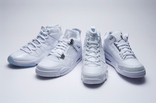 Air Jordan 25th Silver Anniversary Collection Release