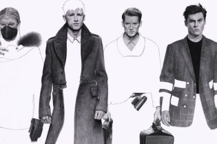 """An Illustrated Look At Modern Mens' Fashion"" by Richard Kilroy"