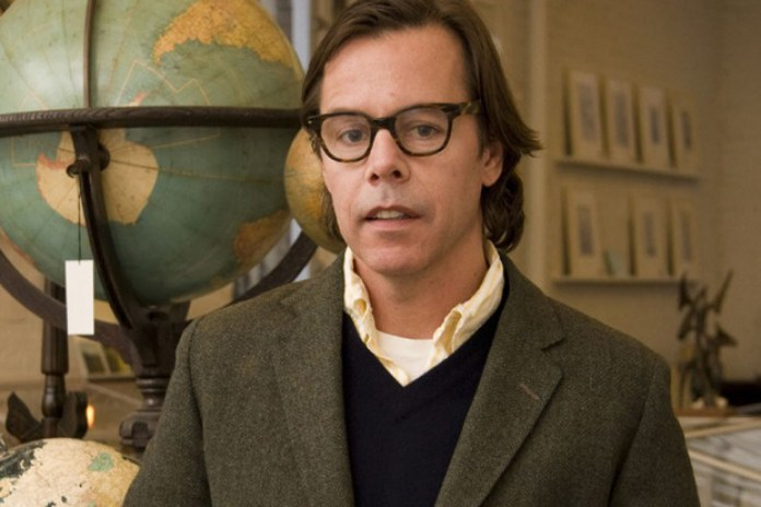 A Continuous Lean: Andy Spade at the Bar Interview