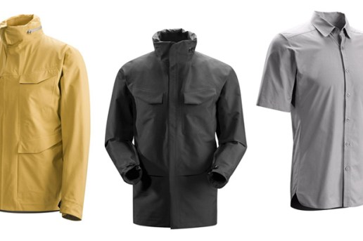 Arc'teryx Veilance 2010 Spring/Summer Collection