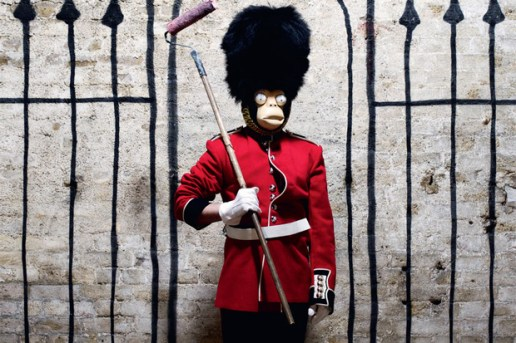 Banksy for Time Out London Magazine Cover Art