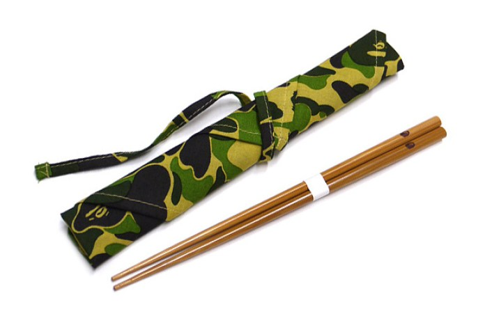 "BAPE® ""Ohasi"" Chopsticks"