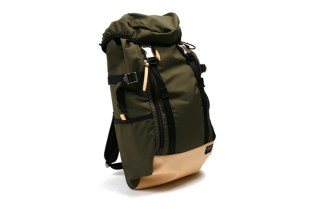 Beauty & Youth x MUG x Porter 820d Nylon Ruck Sack