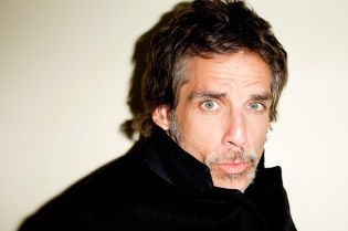 Ben Stiller x Terry Richardson Photoshoot