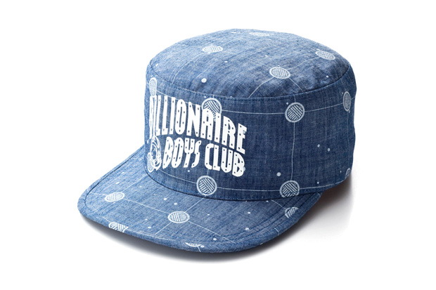 "Billionaire Boys Club ""Cosmic Grid"" Caps"