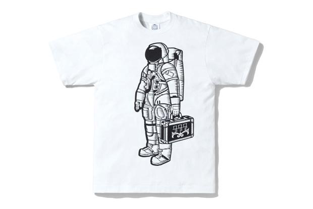 """Billionaire Boys Club """"Space Magician"""" Tee"""