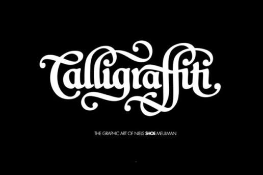 "Calligraffiti: The Graphic Art of Niels ""Shoe"" Meulman Book"