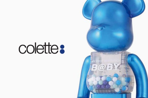 Chiaki x colette x Medicom Toy My First Be@rbrick B@by 1000%
