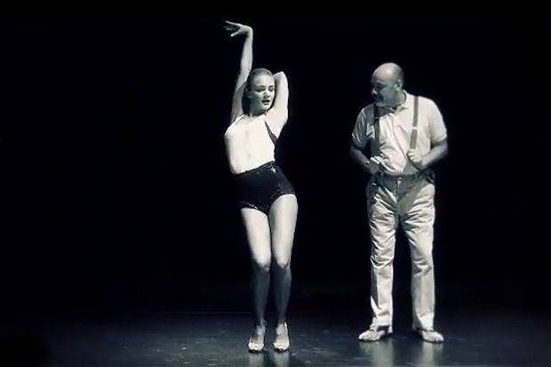 "Christian Louboutin ""Dancer In A Daydream"" Video"