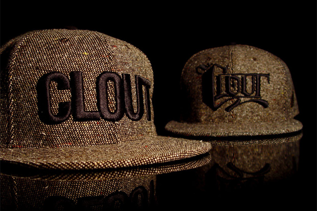 CLOUT x ELM COMPANY Tweed Series Fitteds