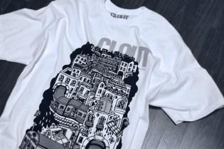 """Low Life x CLOUT """"City of Broken Dreams"""" T-Shirt"""