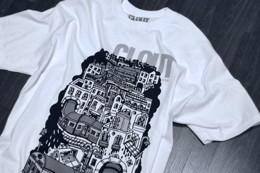 "Low Life x CLOUT ""City of Broken Dreams"" T-Shirt"