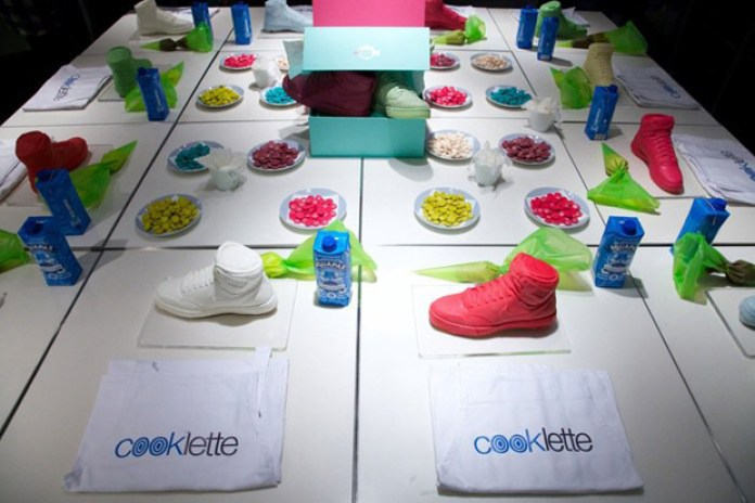 "colette x Nike Sportswear Air Royalty Macarons ""cooklette"" Event Recap"