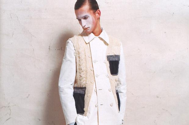 COMME des GARCONS x High Fashion Magazine