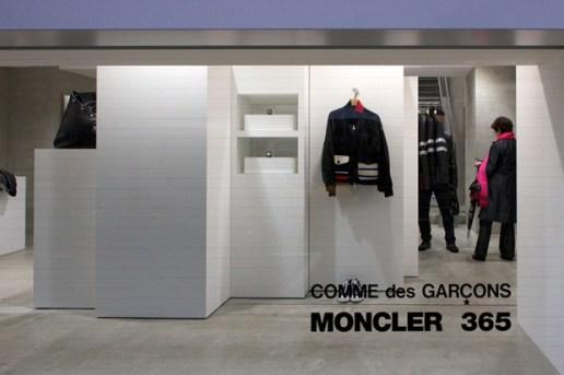 COMME des GARCONS x Moncler 365 Collection