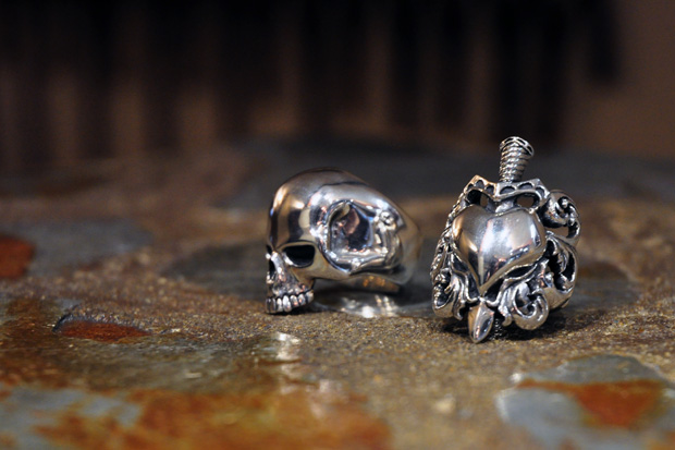 "Crazy Pig Designs ""Evil Skull Ring"" 25th Anniversary Pack"