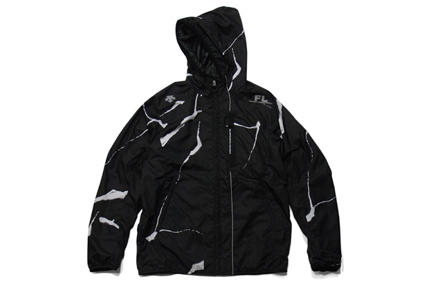 Futura Laboratories x Descente Packable Jacket
