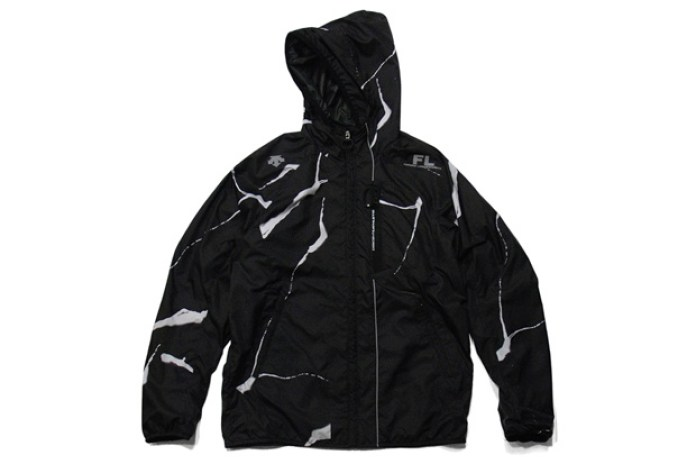 Futura Laboratories x Descente Packable Jacket