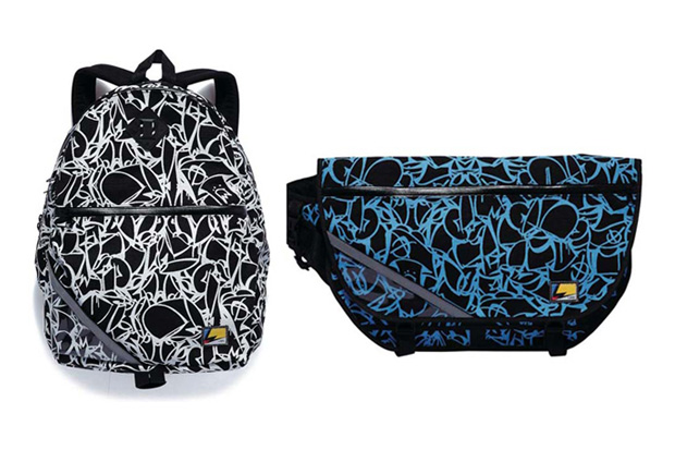 Dez Einswell x KICKS LAB x LARS Bag Collection