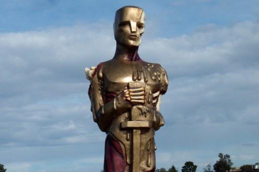 D*Face Oscar Statue