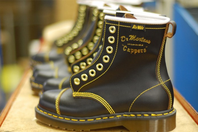 Style Salvage: Dr. Martens: The Craft of an Iconic Shoe