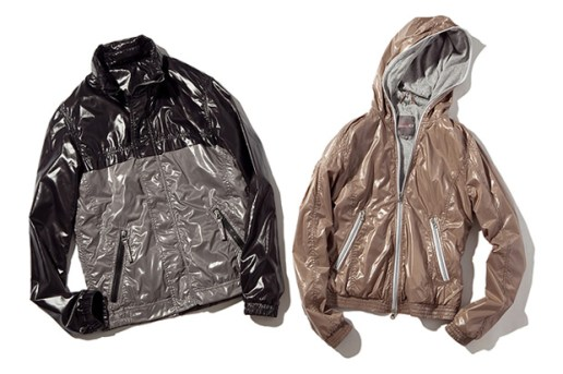 DUVETICA 2010 Spring/Summer Collection Quilted Down Jackets